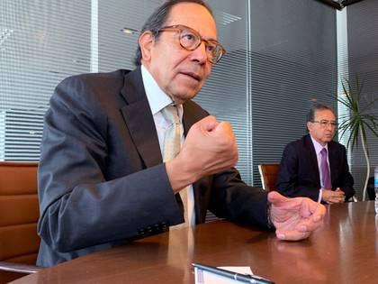 El presidente del Consejo Coordinador Empresarial (CCE), Carlos Salazar,  fue uno de los organizadores del plan creado por empresas para combatir el COVID-19 (Foto: REUTERS / Josue Gonzalez)
