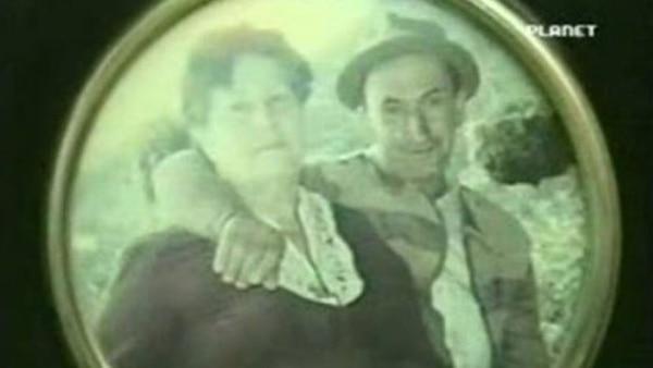 Hermilda Gaviria Berrío y su esposo Abel de Jesús Escobar Echeverry, en una de las pocas fotos donde aparecen juntos los padres del narcotraficante.