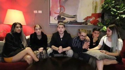 Cinco ex youtubers del canal Badabun denunciaron a través del canal Juan de Dios Pantoja la situación que vivían dentro de la empresa (Foto: Captura de pantalla)