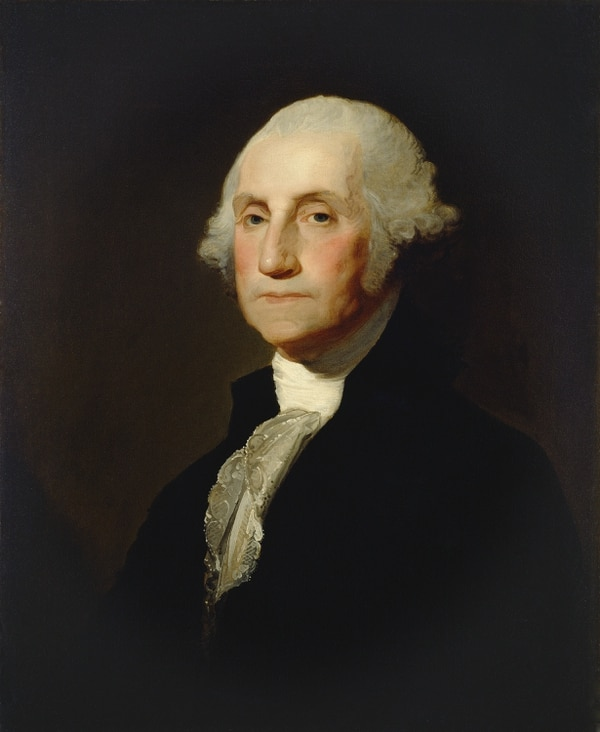 George Washington (Shutterstock)