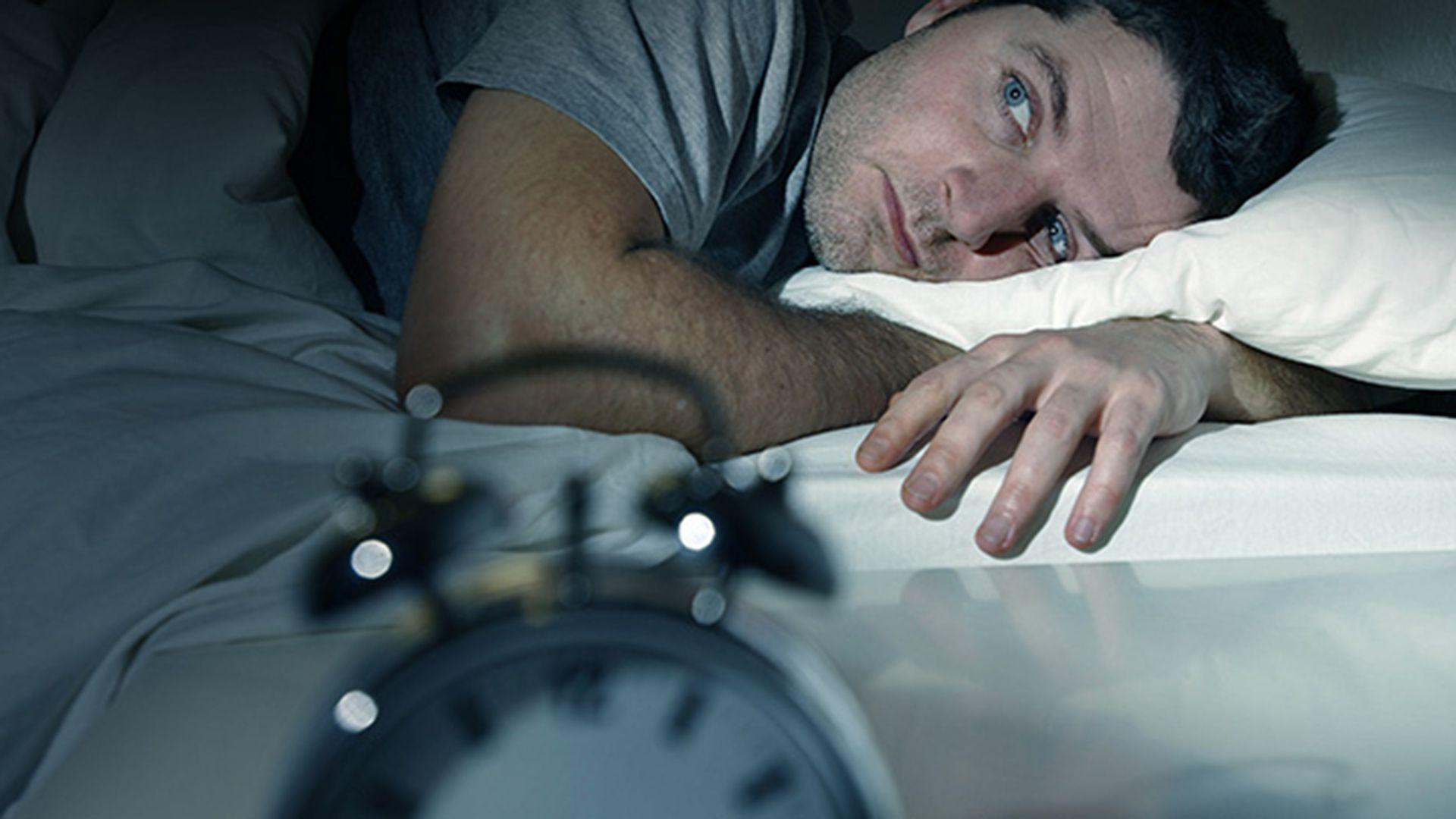El insomnio es uno de los trastornos más comunes en las personas