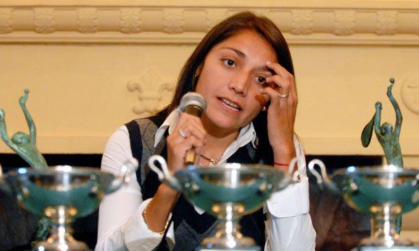 Paola Suárez llegó hasta las semis de Roland Garros en 2004