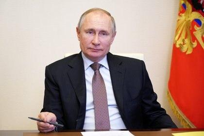 La oposición rusa y gran parte de la comunidad internacional responsabilizan al gobierno de Vladimir Putin del envenenamiento que sufrió el año pasado Alexei Navalny (Sputnik/Alexei Druzhinin/Kremlin via REUTERS)
