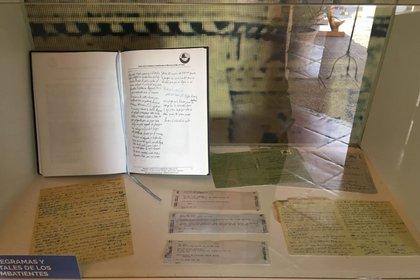 La muestra en Torreón del Monje, de entrada libre y gratuita, muestra las cartas de los soldados de Malvinas