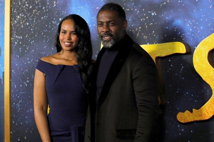 Idris Elba y su esposa Sabrina Dhowre fueron diagnoticados con coronavirus