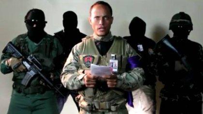 Óscar Pérez formó parte del grupo armado Soldados de Franela
