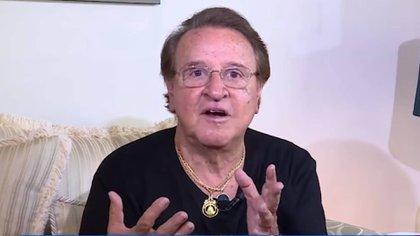 Carlos Villagrán a sus 75 años ya no interpreta a Quico (Foto: Captura de pantalla Televisa)