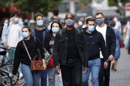 Vuelven a aumentar los casos de coronavirus en varios países de Europa (EFE)
