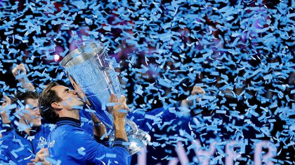 Roger Federer es el líder de su equipo (Reuters)