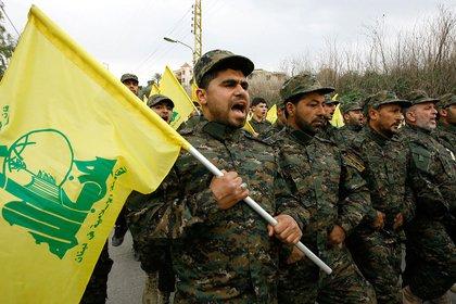 Milicias de Hezbollah