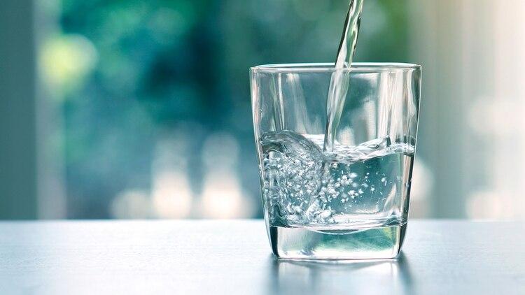 Hay que mantenerse hidratados (Shutterstock)
