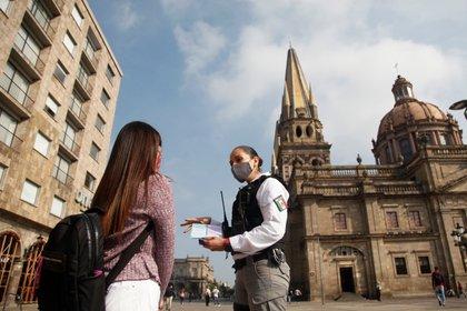 Guadalajara, capital de Jalisco, también entró en la lista de las más inseguras (Foto: EFE/ Francisco Guasco)