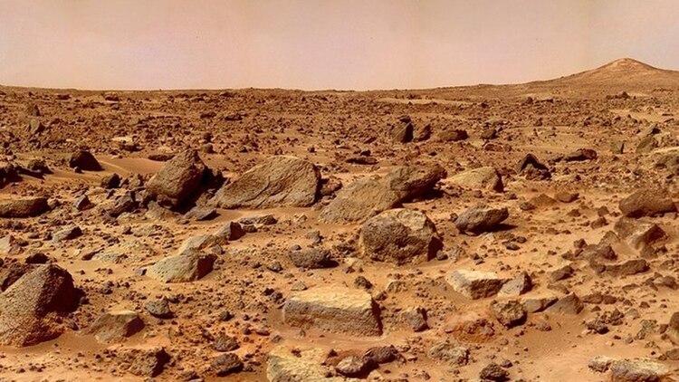 Científicos de todo el mundo se esperanzan en hallar rastros de vida debajo de la superficie de Marte