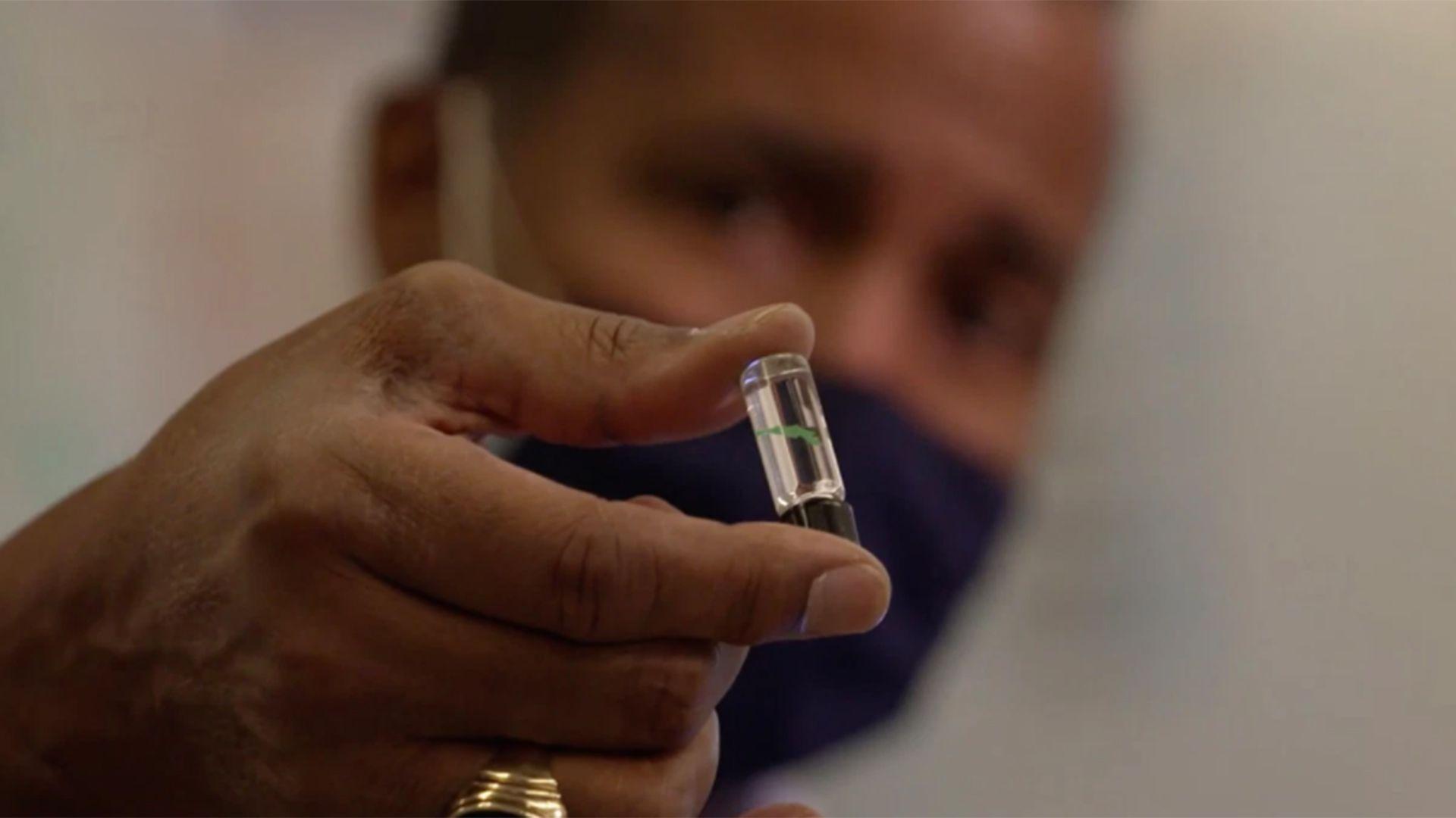 Microchip coronavirus