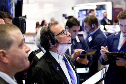 Wall Street, de fiesta: sus índices treparon 4% entre lunes y martes (EFE)