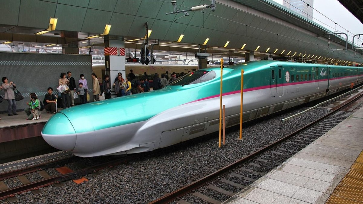 Cuáles son los 5 trenes más rápidos del mundo - Infobae