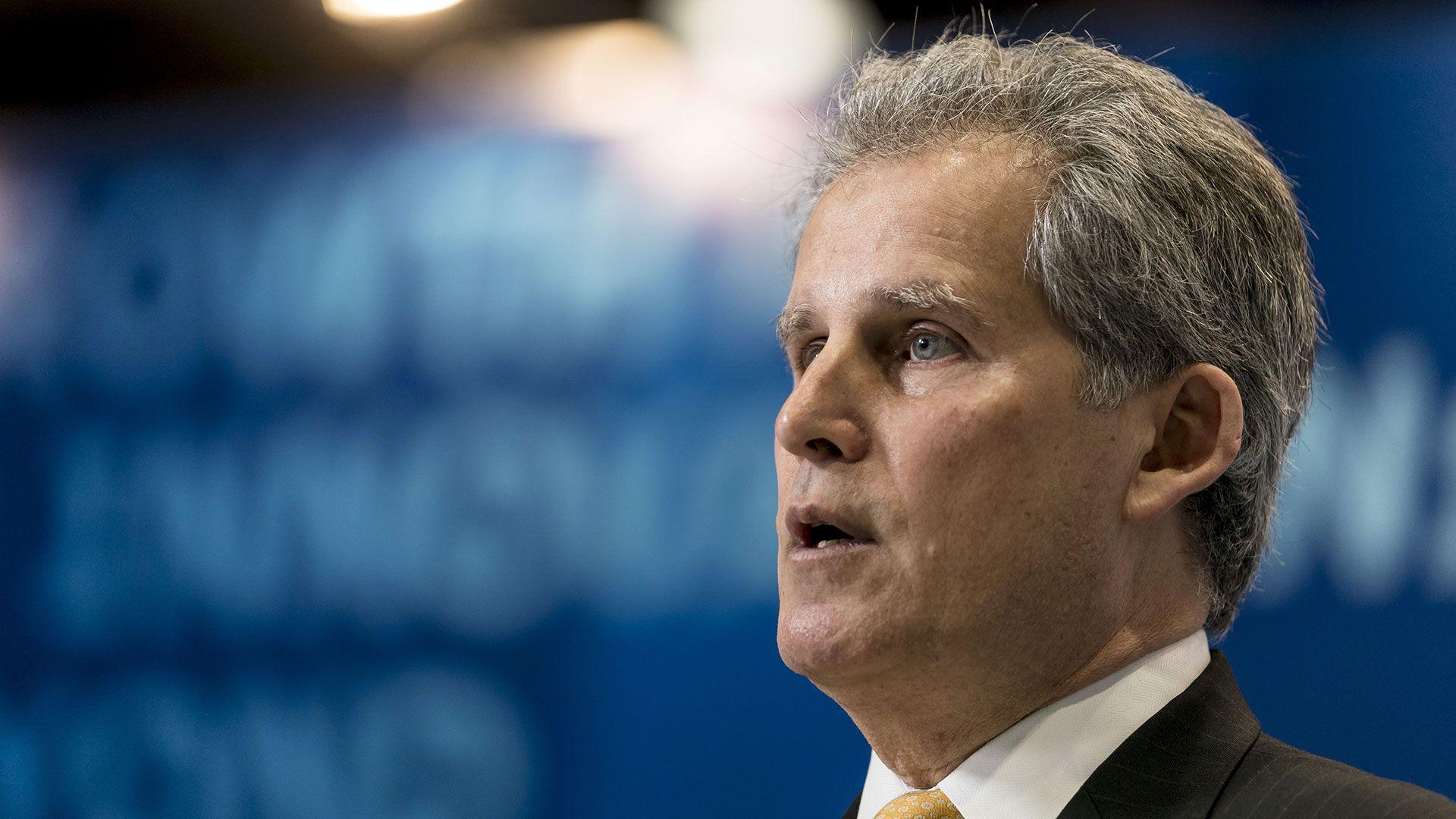 David Lipton, asesor clave de Janet Yellen, recibió a Guzmán en Washington (Bloomberg)