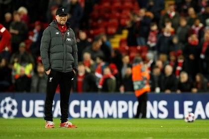 La última liga inglesa que conquistó el Liverpool fue en 1990 (Reuetrs)