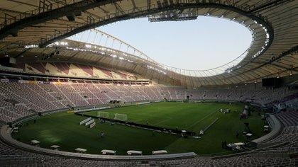 El Khalifa Stadium fue construido en 1976 y reinagurado en mayo de 2017 (Reuters)