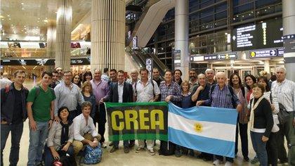 Una delegación del grupo CREA visitó Israel para conocer más del ecosistema emprendedor y tecnología en el área agrícola