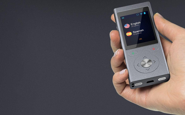 El traductor, en su nueva versión, incluye tarjeta SIM
