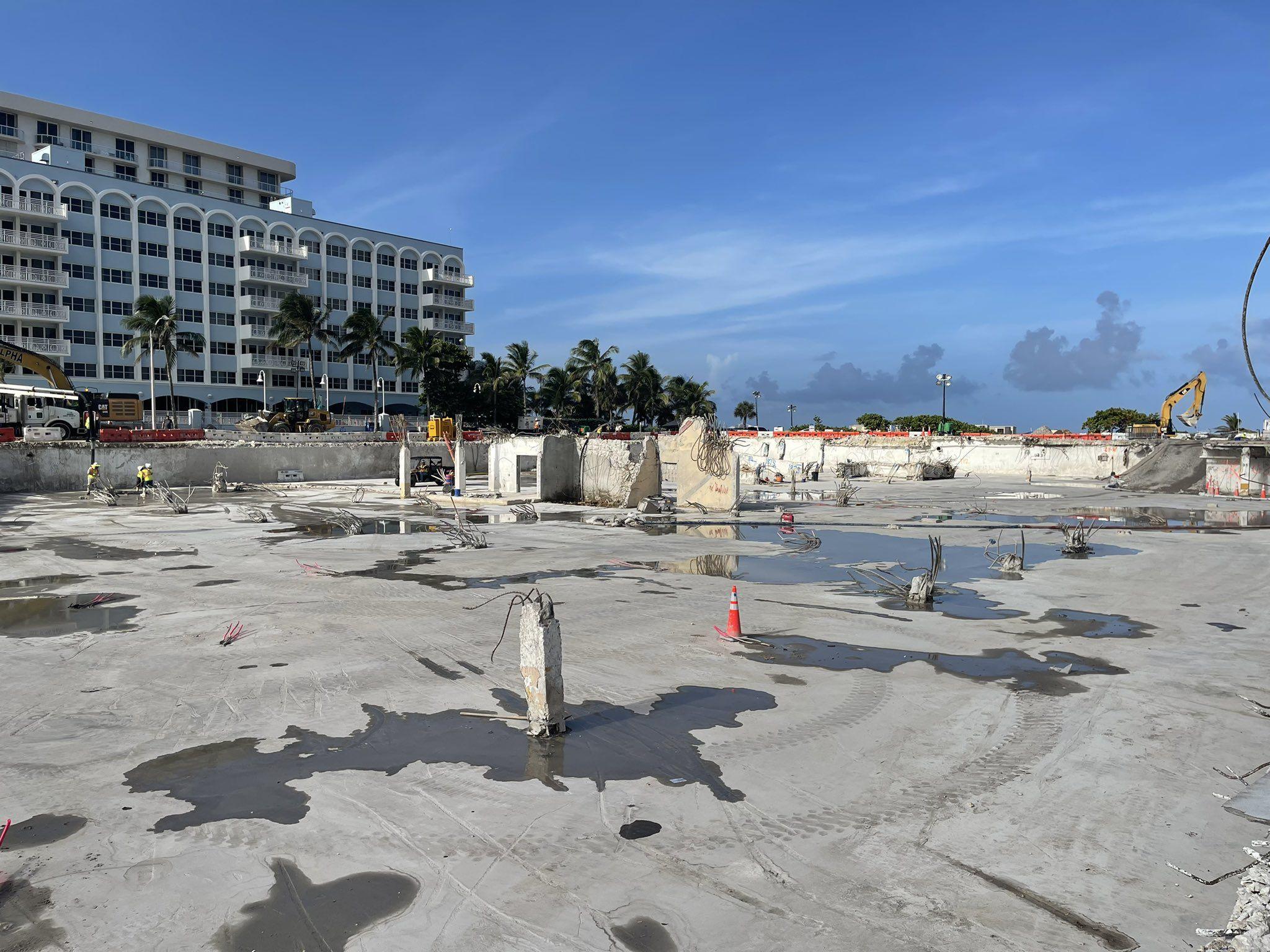 Miami derrumbe Surfside