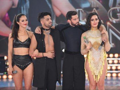 Ambos finalistas vivieron la gran definición con cierta incomodidad debido al hecho de haber sido pareja durante cinco años (Crédito de Foto: Jorge Luengo/Prensa LaFlia