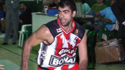 Sánchez tuvo sus momentos más destacados en Mar del Plata: se inició en Peñarol y luego emigró a Quilmes (Foto: ClubQuilmesMdP)
