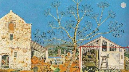 """La belleza del día: """"La Masía"""", de Joan Miró"""