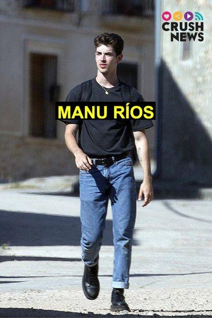 Manú Ríos ya cuenta con experiencia en el mundo del espectáculo, aunque ha ganado mayor exposición como influencer de redes sociales (Foto: Crush News)