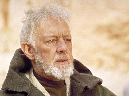 """Alec Guinness no era fan de """"Star Wars"""""""