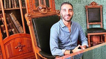 Quién es Simón Levy, el empresario que convocó a encontrar a Miguel, sobreviviente del colapso de la Línea 12
