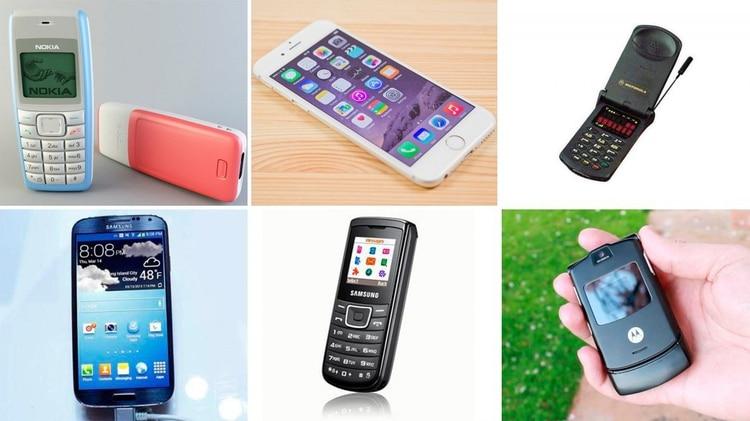 27aa088d256 Cuáles son los 20 celulares más vendidos de la historia - Infobae
