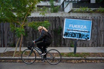 Cuarentena Obligatoria Zona Norte - Coronavirus - COVID-19 - Buenos Aires, Argentina (Foto: Franco Fafasuli)