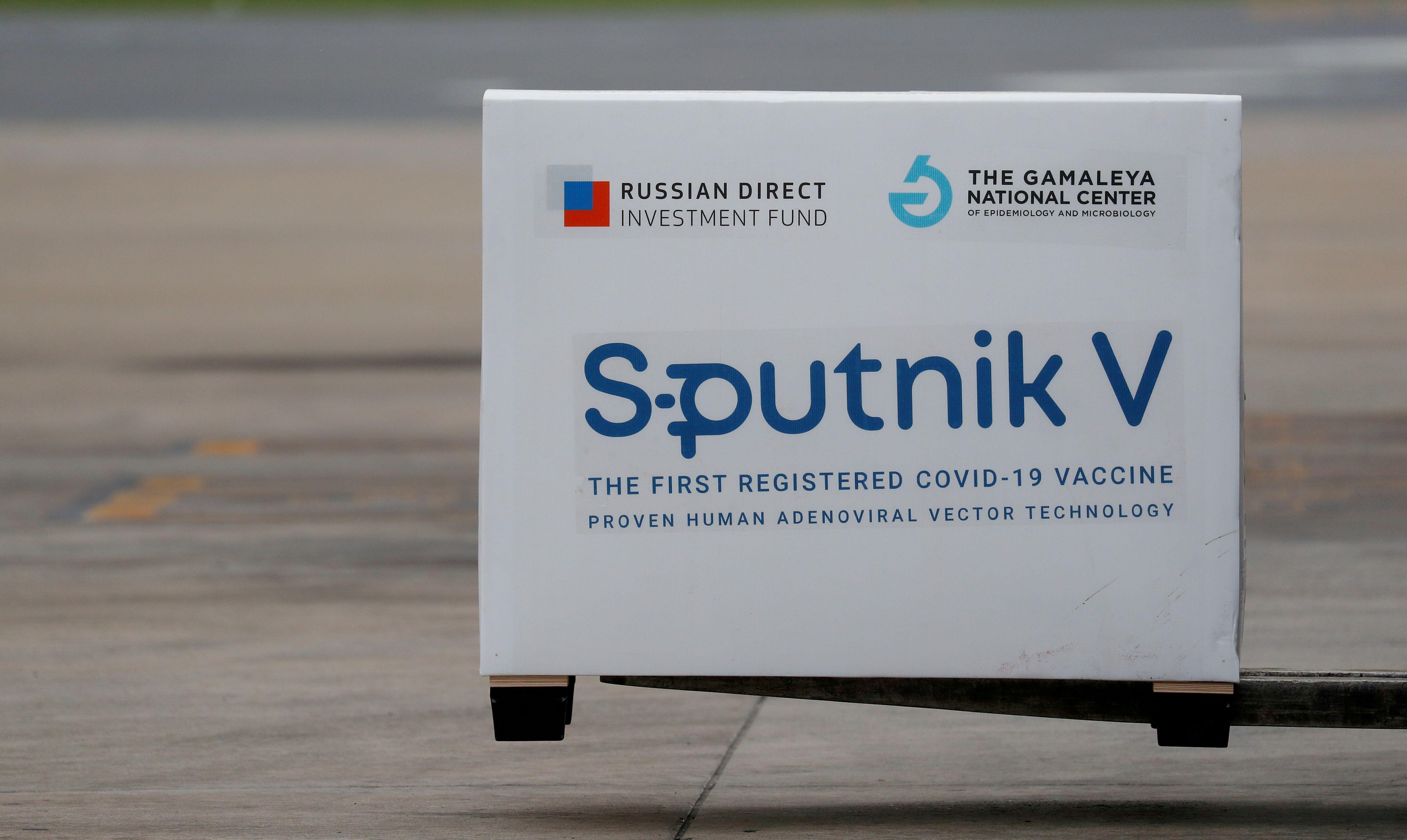El Gobierno espera la llegada de segundas dosis desde Rusia (REUTERS/Agustin Marcarian/File Photo)