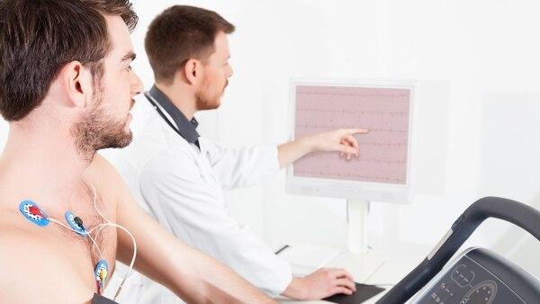 El estudio de perfusión miocárdica es también llamado prueba de esfuerzo-reposo (Getty Images)