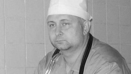 Sergei Maximishin fue uno de los principales médicos que atendió a Alexei Navalny (Hospital de emergencia número 1 de Omsk)