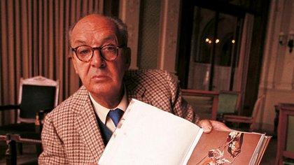 Vladimir Nabokov 1969