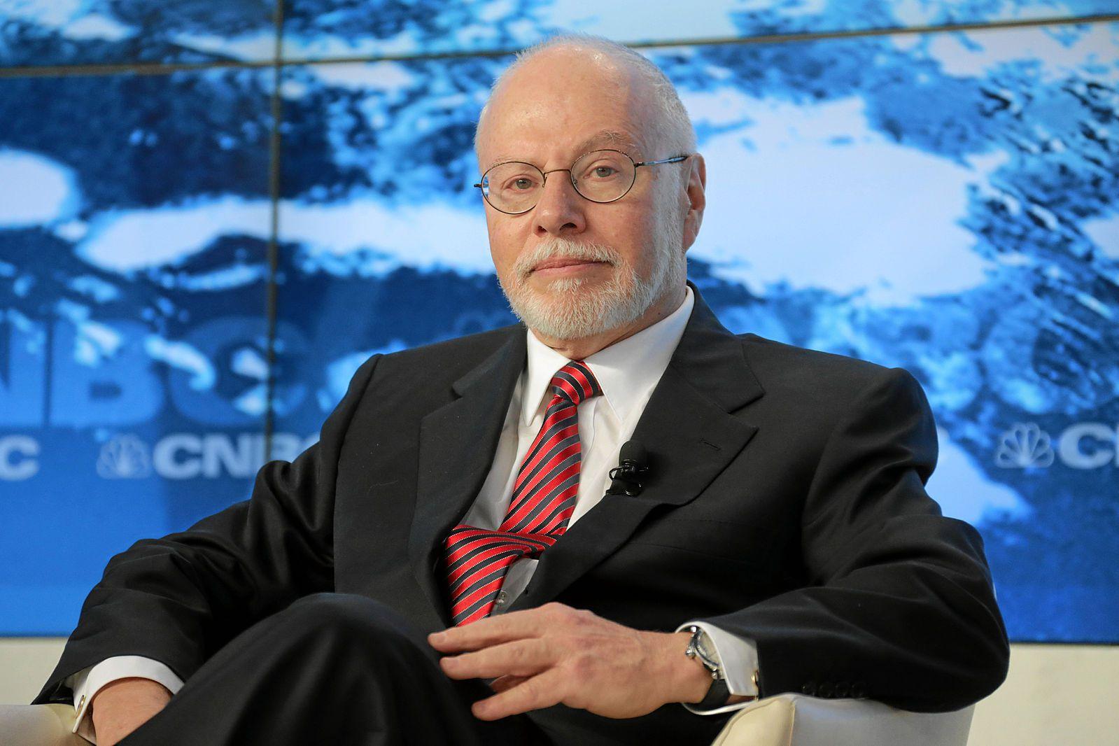 Paul Singer, presidente de Elliott Group, el fondo al que pertenece el AC Milan. Foto: World Economic Forum.