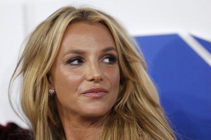 Britney Spears canceló todos sus compromisos laborales. (Foto: REUTERS/Eduardo Munoz)