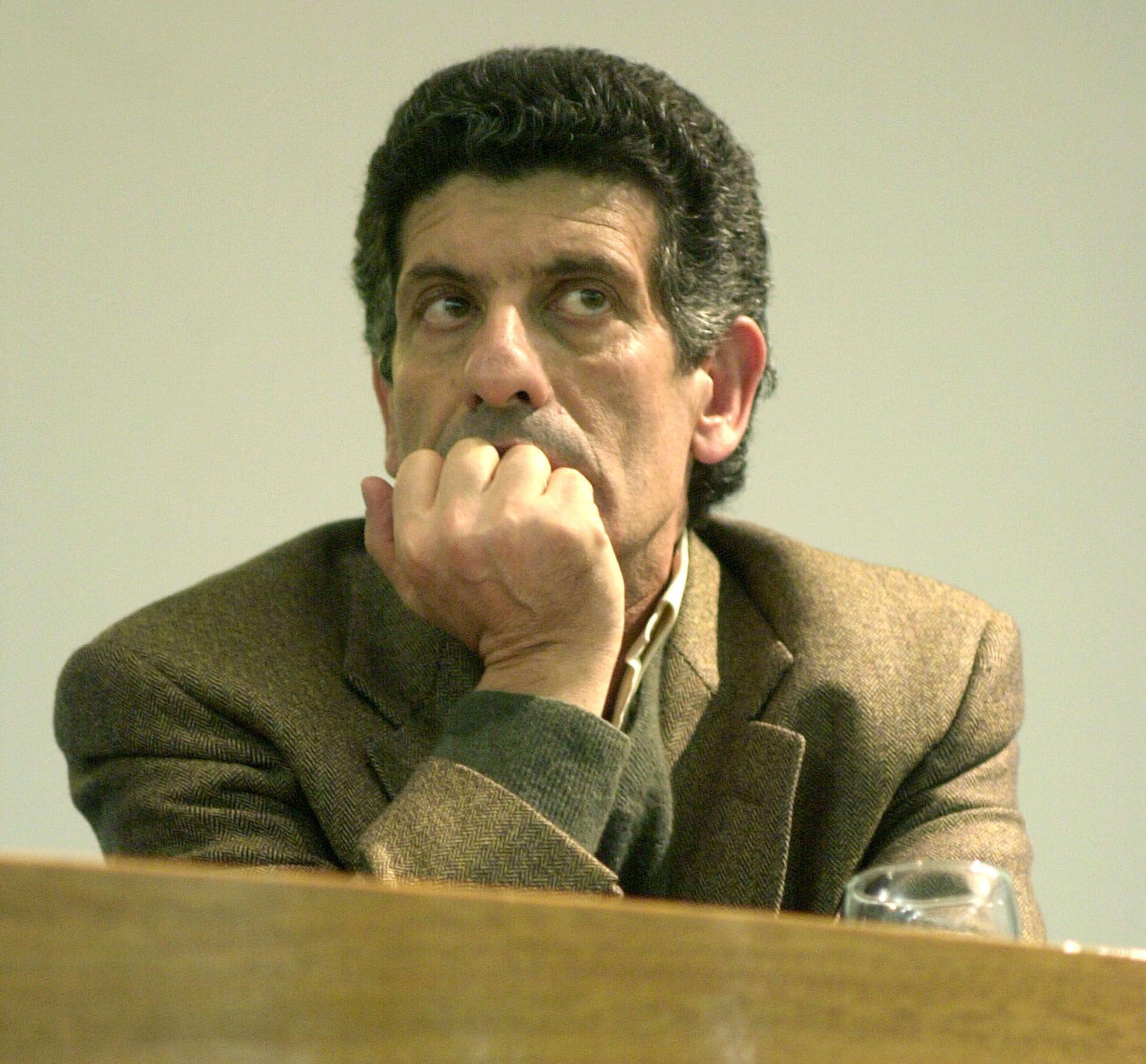 El ex vicepresidente Carlos Alvarez(NA)