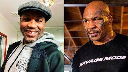 Lennox Lewis dijo que está abierto a una pelea con Mike Tyson.
