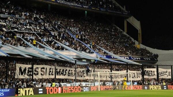 """""""Fue una experiencia hermosa jugar en la Bombonera con la camiseta de la Selección"""", afirmó (Amilcar Orfali)"""