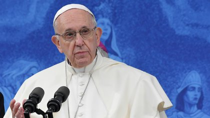 Jorge Bergoglio fue designado Papa en 2013 (AFP)