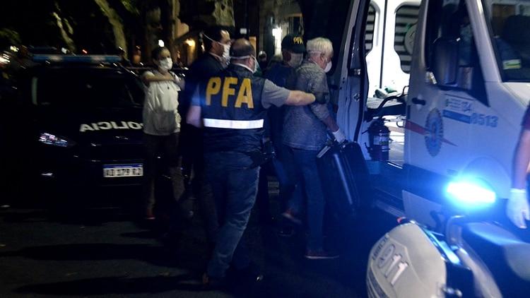 Resultado de imagen de El Gobierno expulsó al ciudadano italiano que violó la cuarentena