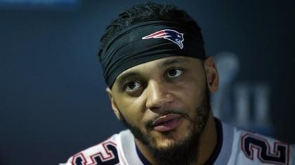 El defensivo protagonizó un nuevo escándalo para el equipo de Bill Belichick (Foto: AP)