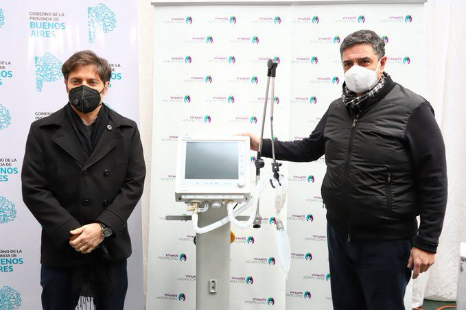Kicillof jorge Macri