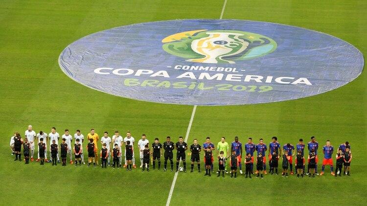 Brasil, Colombia, Venezuela, Argentina, Perú, Uruguay y Chile ya están clasificados a la siguiente instancia (Reuters)