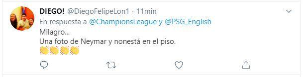 Comentario Neymar