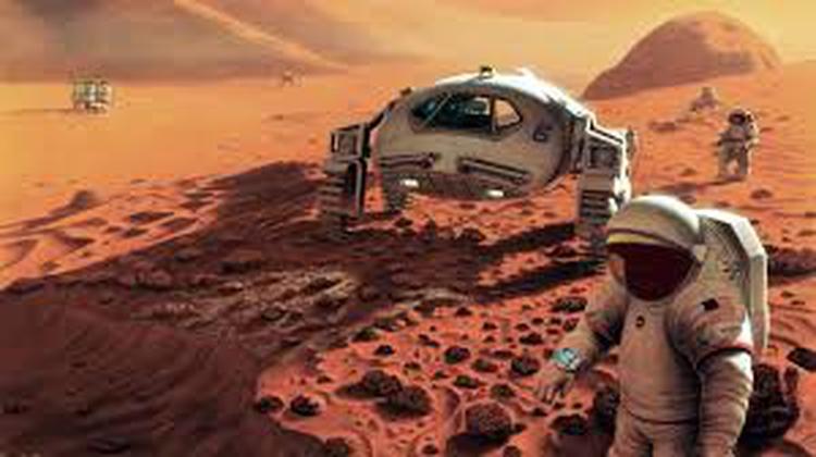 La misión alimenta la esperanza de un objetivo ambicioso: una misión tripulada a Marte